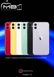 iPhone 11 64GB temos 128GB tambem com garantia