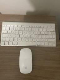 Teclado e Mouse Apple (Ipatinga)