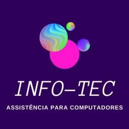 Título do anúncio: Formatação, Instalação de Windows, Office, troca de peças computador e notebook