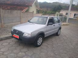 Fiat Uno Mille Way ano 2013/2013