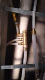 Eletricista / bombeiro hidráulico