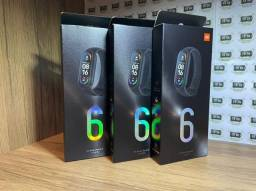 Relógio Xiaomi Mi Band 6 - Lacrado - Pronta Entrega