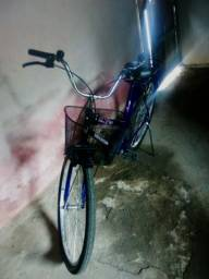 Bicicleta nova....