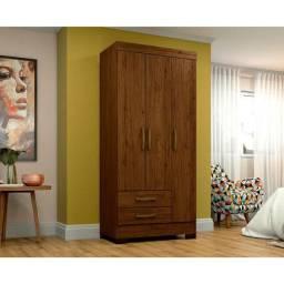 Roupeiro 3 portas novo no Isadora Móveis