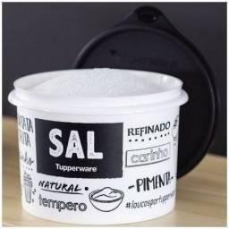 Caixa de Sal PB Tupperware