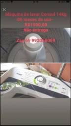 Maquina de lavar 14kg