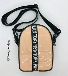 2 bolsas bloguerinha por R$50 nas cores das fotos lacradas