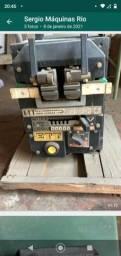 Vendo máquina de soldar serra de fita