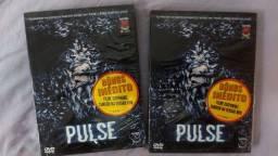 Blu Ray Digipack Pulse  2 Discos -  lacrado $30,00