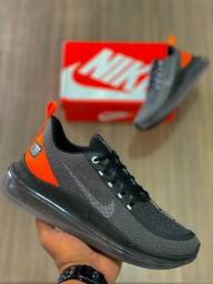 Vendo tênis nike run shield e fila top ( 120 com entrega)