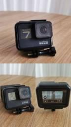 GoPro 7 + Smart Remote + Brinde