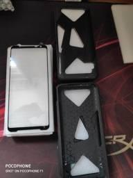 Kits Case e Película Rog Phone 3