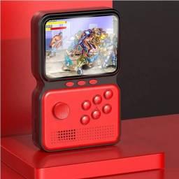 Mini Vídeo Game Portátil 900 Jogos Sup M3 Nes Gba Super Nintendo