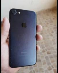 iiphone 7 Black 32 gb