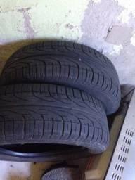 Troco vendo pneus 14 por 13