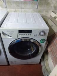 Lava e seca Electrolux 9 kgs lse09 excelente funciona perfeitamente