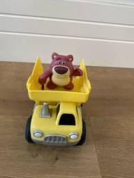 Toy Story - Lotso - Caminhão a Fricção Original da Mattel