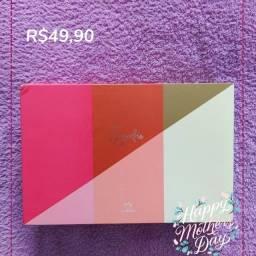 Presentes para o Dia das Mães- produtos novos- R$49,90 até R$65