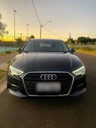 Audi A3 sedan flex ano 2017/17