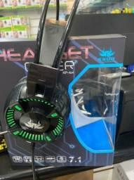 Fone Gamer Headset Pra Jogar Xbox One E Ps4