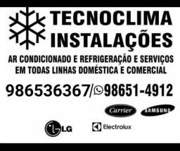 Tecnoclima Refrigeração