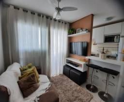 Apto com móveis projetados | 20° andar | Vita Res. Club em Pitimbu.