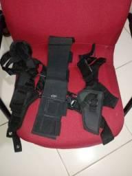 Equipamentos para profissionais da segurança