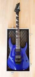 Guitarra Ibanez RG370-DX Azul + Brinde