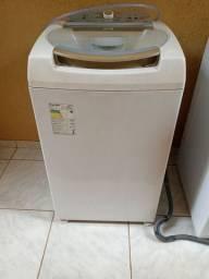 Máquina de lavar de 9kl Brastemp