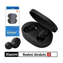 Fone sem fio Xiaomi Airdots S Original Importado