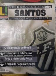 Série L! Grandes Clubes 2005 - Santos