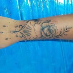 Tatuagem de alta qualidade!