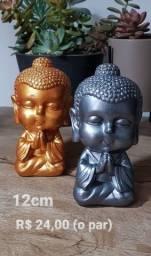 Buda baby rezando (par)