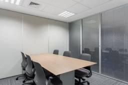 Trabalhe do seu jeito em um escritório privativo para cinco pessoas