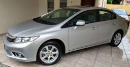 Honda Civic 2012 EXS 1.8 16v Flex Automático