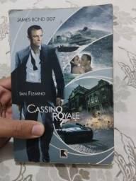 Livro 007 Cassino Royale