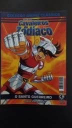 colecao anime classics - os cavaleiros do zodiaco o santo guerreiro