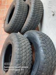 4 pneus 265/75/16