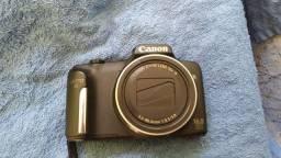 Camera Fotográfica Da Canon Power Shot Sx170 is
