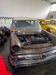 Ford Mainline 1954 V8 Hot Rod Crestline Custom Passeio