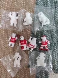 Brinquedos Coca- cola - Ursos olímpicos