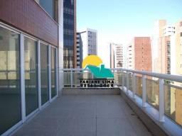 Apartamento duplex alto padrão no Meireles com 295 m² | 4 vagas livres e Lazer Completo
