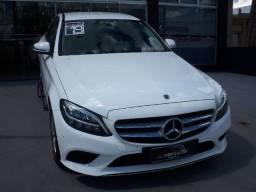 Título do anúncio: Mercedes-benz C180 Avantgarde 1.6 Turbo Gasolina - 2019