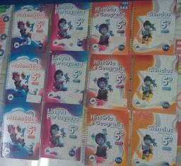 Kit de livros Sas Quinto ano