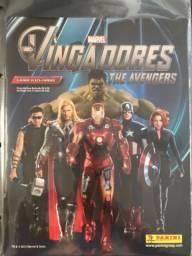 Álbum do filme Os Vingadores (completo)