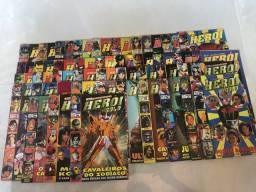 Revistas Herói e Herói Gold