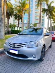 Toyota Etios 2016 Completo
