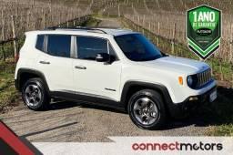 Título do anúncio: Jeep Renegade Sport 4x4 TDI - 2016
