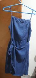 Vestido azul PP