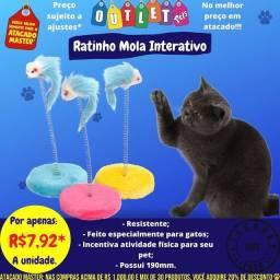 Ratinho Mola Interativo